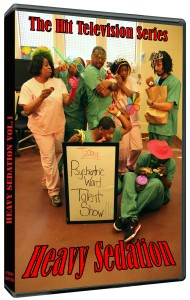 Heavy Sedation DVD